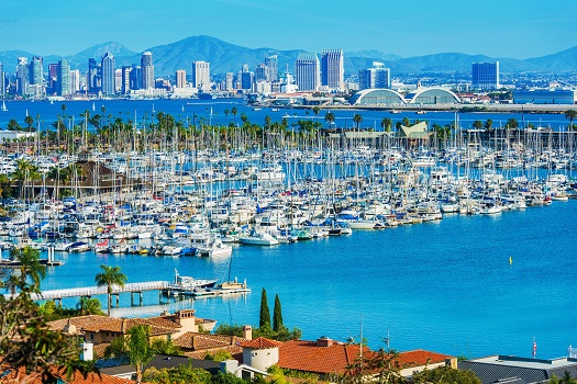 Best Reasons to Travel to San Diego if You Live Outside the United States in San Diego, Ca